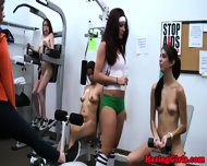 Real Sorority Babes In Sports Hazing - scene 7