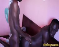 African Bareback Dudes Enjoy Raw Sex - scene 6