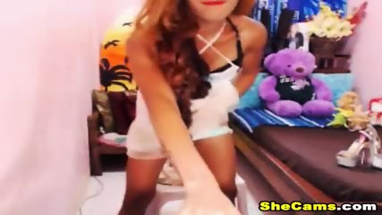 Redhead Shemale Webcam Tube