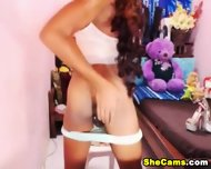 Redhead Shemale Webcam Tube - scene 5