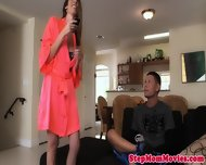 Stepmother Giving Oral Lesson - scene 1