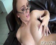 Teens Fold In Two And Fucked - scene 5