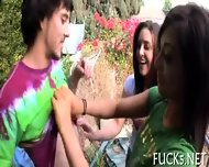 Lusty And Wild Orgy - scene 6