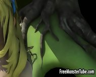 3d Alice In Wonderland Sucks Cock And Gets Fucked - scene 10