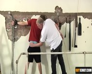 Olly Has Been Naughty And That Deserves Stern Punishment - scene 4