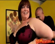 Picking Up A Horny Bbw Vagina - scene 11