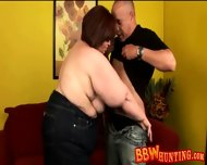 Picking Up A Horny Bbw Vagina - scene 12