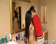 Erotic Threesome Drilling - scene 6