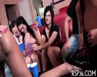 Four Teens In One Bed - scene 3