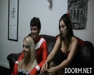 Wild And Salacious Dorm Fun - scene 6