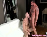 Vicious Gay Stud Gets His Big Dick Ridden - scene 4