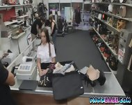 Another Sexy Latina Was Banged In The Pawnshop For Money - scene 1