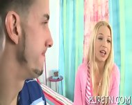 Tackling A Lusty Stud - scene 5