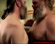 Bearded Straight Bear Dilf Facialized - scene 5