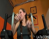 Handling A Tough And Lusty Dick - scene 6