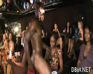 Enjoying Strippers Luscious Rod - scene 8