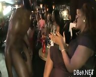 Enjoying Strippers Luscious Rod - scene 12