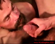 Disgusting Poor Biker Getting Facialized - scene 9