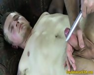 Amateur Straight Guy Cumming For Gay Pal - scene 8