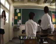 New Teacher No Underwear So Erotic Love Xiavx.com - scene 1