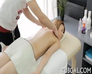 Hot Chick Makes Deep-throat Blowjob - scene 2