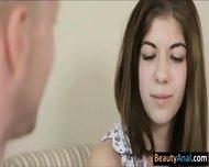 Tight Brunette Teen Elena Gilbert Asshole Banged Real Good - scene 2