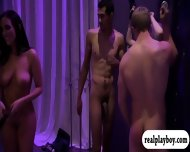 Newly Couples Sharing Partners In Foursome Mansion - scene 11