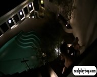 Newly Couples Sharing Partners In Foursome Mansion - scene 12