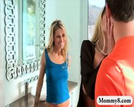 Pretty Teen Jessa Rhodes Horny Threesome With Busty Stepmom - scene 7