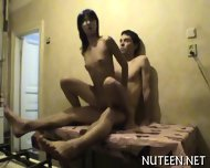 Fiery Hot Pecker Riding - scene 8