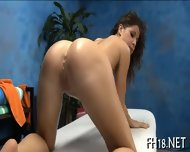 Oily And Naughty Pussy Stroking - scene 7