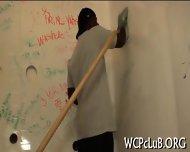 Black Guy Fucks White Gal - scene 3