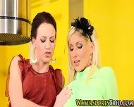 Glamor Lesbos Piss Drench - scene 8