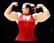Female Bodybuilding Fbb Bodybuilder Amazon Queens - scene 2