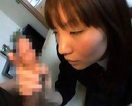Virgin Makiko Tricked Into First Sex - scene 3