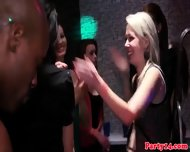 Real Party Euro Amateur Gives Head - scene 7