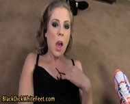 Horny Feet Get Cumshot - scene 2