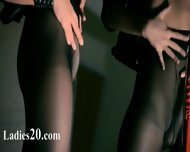 Mysterious Pornstar Masturbates With Dildo - scene 7