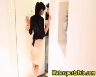 Glam Piss Whore Pee Fucks - scene 3