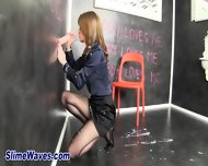 Wam Glam Whore Splashed - scene 4