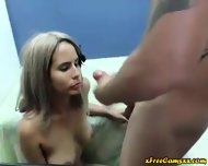 Hotty Milf Takes A Load Of Cum In The Face - scene 1