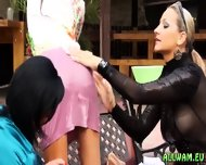 Kinky Outdoor Fc Fetish Euro Chicks - scene 2