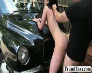 Amateur Chick Nailed By Pervert Driver For A Free Cab Fare - scene 10