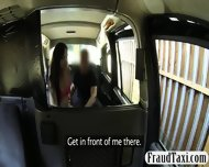 Amateur Chick Nailed By Pervert Driver For A Free Cab Fare - scene 2