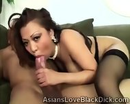 Gifted Brotha Makes Little Asia Suffer With His Massive Black Tool - scene 3