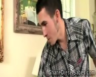 Poor Guy Watches His Filthy Blonde Wife With Shane Diesel - scene 9