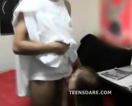 College Toga Party Crazy Orgy - scene 9