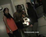 College Teens Make Wild Home Sex Tape - scene 5