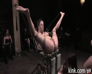 Bounded Whore Gruelling Punishment - scene 7
