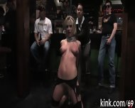 Punishment For A Wanton Cunt - scene 12